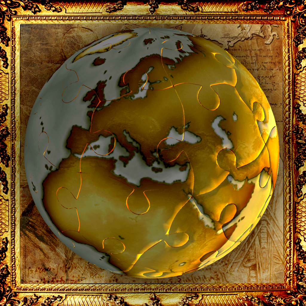 World Puzzle 3D by Byerdelen icon