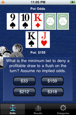 Screenshot Poker Shark