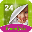 Foto Adventskalender mobile app icon