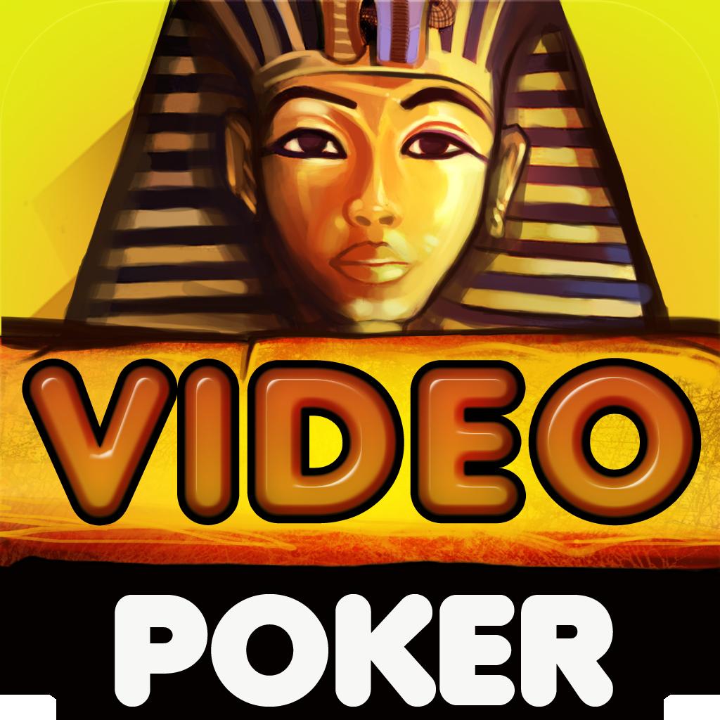 Ace Video Poker Deluxe - Pharaoh's Fun Card & Casino Games